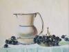Druiven op schaal
